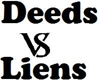 Redeemable Deed vs. Tax Lien