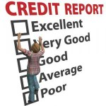 IRS Tax Lien Damage Credit Report and Property