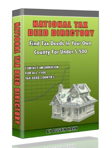 National Tax Deed Directory