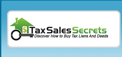 Tax Sales Secrets Profit with Tax Liens and Tax Deeds